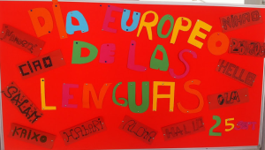 Día Europeo de la Lenguas