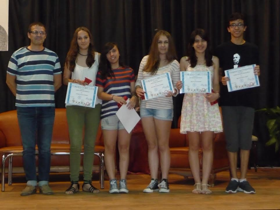 Comenius Winners
